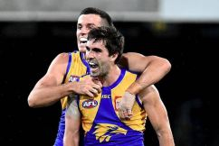 Andrew Gaff speaks following embarrassing loss to Geelong