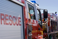 South West home goes up in flames