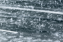 Perth drenched with half the average monthly rainfall in a day