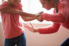 Why smacking children can 'traumatise' them