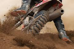 What's fueling the massive surge in dirt bike sales