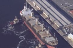 20 crew on ship docked in Fremantle test positive to COVID-19