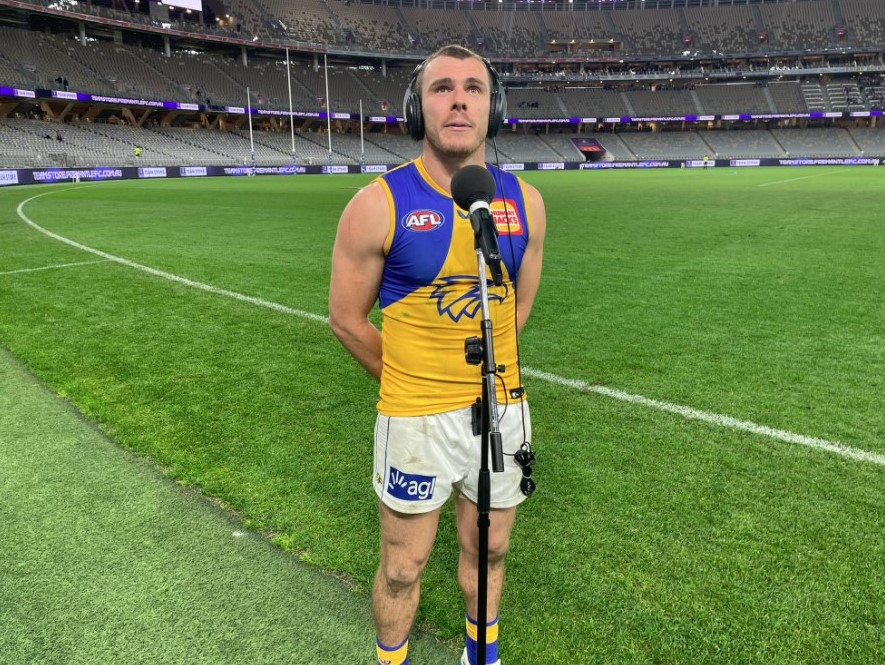 Article image for Eagles' skipper Luke Shuey reflects on disappointing season